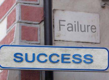 exito fracaso errores