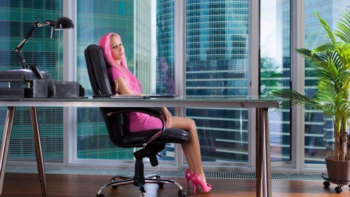 mujeres emprendedoras trabajadoras