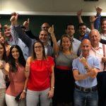 Participantes en el Programa Explorer UPV 2018