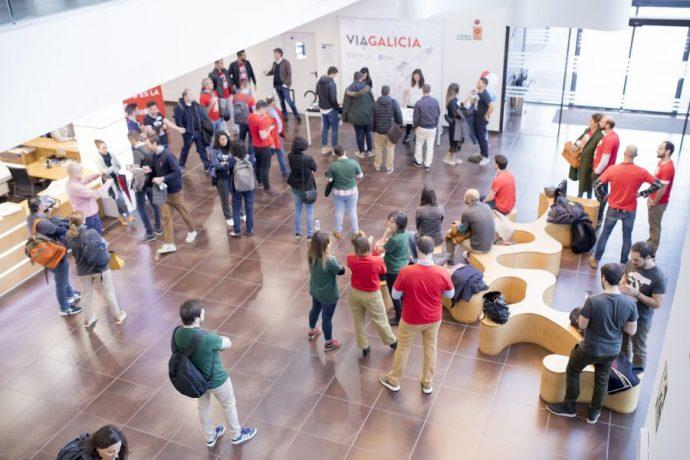 33 startups recibirán formación en la academia de ViaGalicia