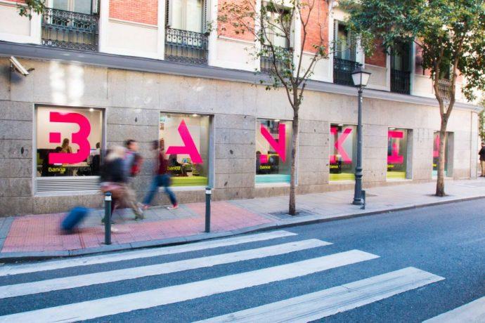 Sede Bankia Fintech Madrid